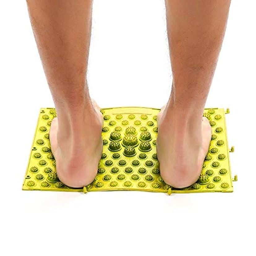スプレー感心するきらめきAcupressure Foot Mats Running Man Game Same Type Foot Reflexology Walking Massage Mat for Pain Relief Stress Relief...