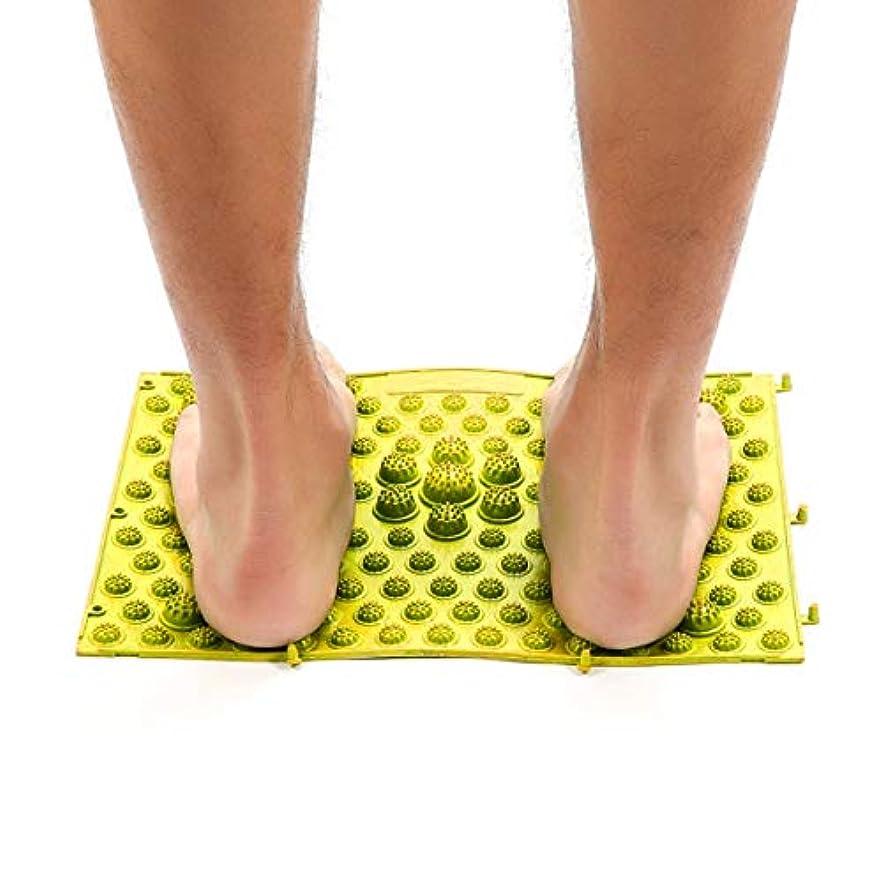 父方の放置責Acupressure Foot Mats Running Man Game Same Type Foot Reflexology Walking Massage Mat for Pain Relief Stress Relief...