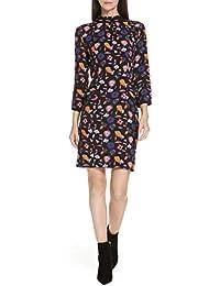 (バッシュ) BA&SH Maha High Neck Botanical Mini Dress マハハイネックボタニカルミニドレス (並行輸入品)