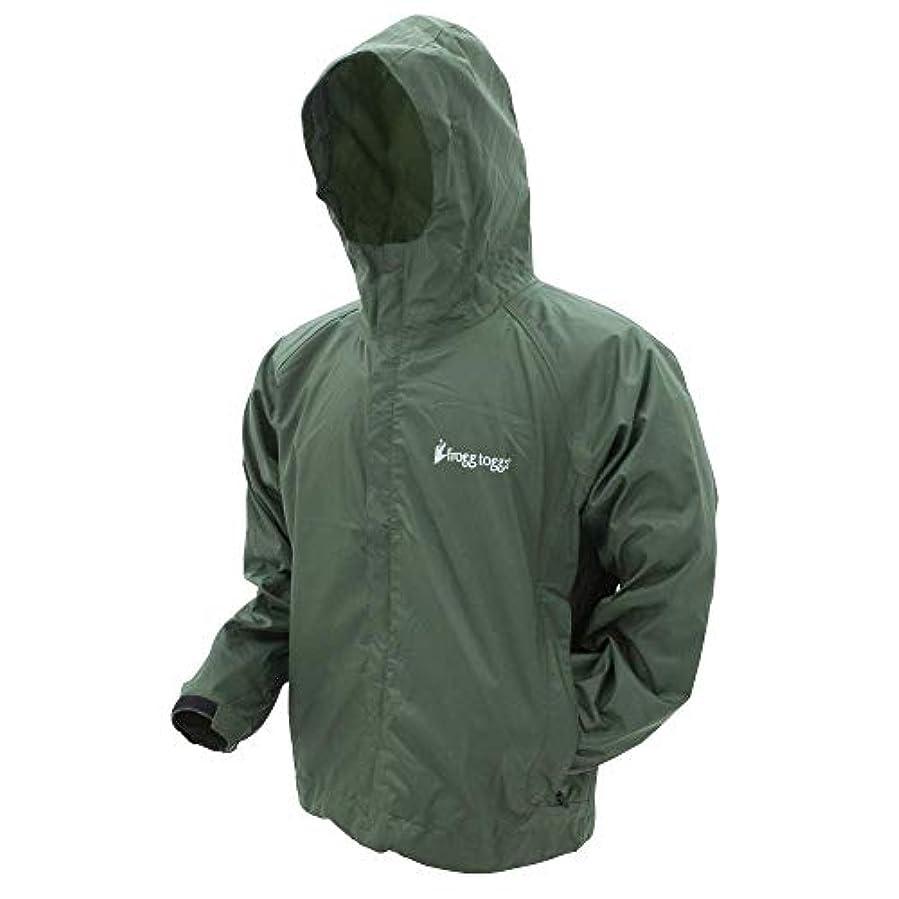 肥満ふくろう二週間Frogg Toggs Stormwatchジャケット