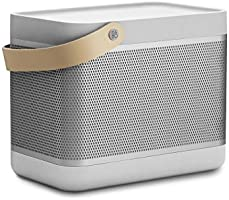 Bang & Olufsen Beolit 17 Portable Bluetooth Speaker, Powerful and Portable Wireless Speaker, Natural