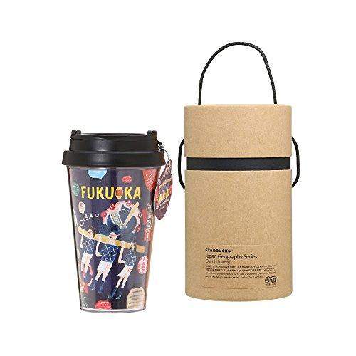후쿠오카 텀블러 355ml Japan Geography Series 스타벅스 Starbucks coffee 2016-4524785287372