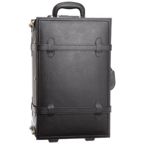 [ワールドトランク] world trunk T&S(ティーアンドエス)TSAロック仕様 豚革キャリートランク  7007-49 BK (ブラック)