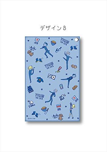 ユーリ!!! on ICE デザインB パスケース