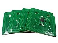 4x用トナーチップXerox WorkCentre 7525、7530、7535、7545、7556Refill (販売)