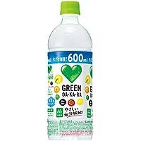 サントリー GREEN DA・KA・RA (冷凍兼用ボトル) 600ml×24本