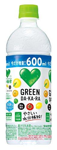 グリーン ダカラ(550mL*24本入)
