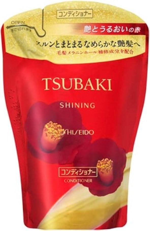 TUSBAKI シャイニングコンディショナー つめかえ用 400mL