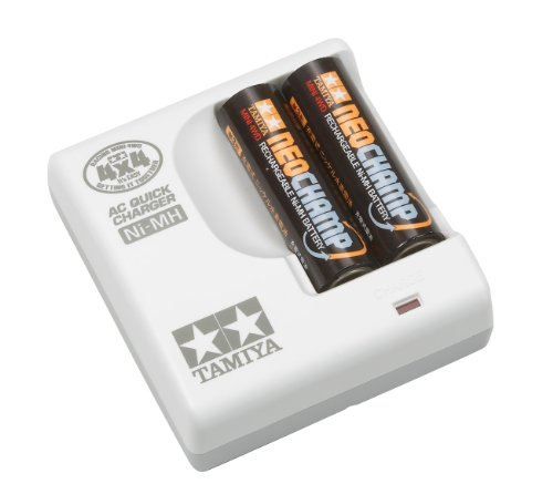 グレードアップパーツシリーズ No.419 GP.419 ニッケル水素電池 ネオチャンプ & 急速充電器