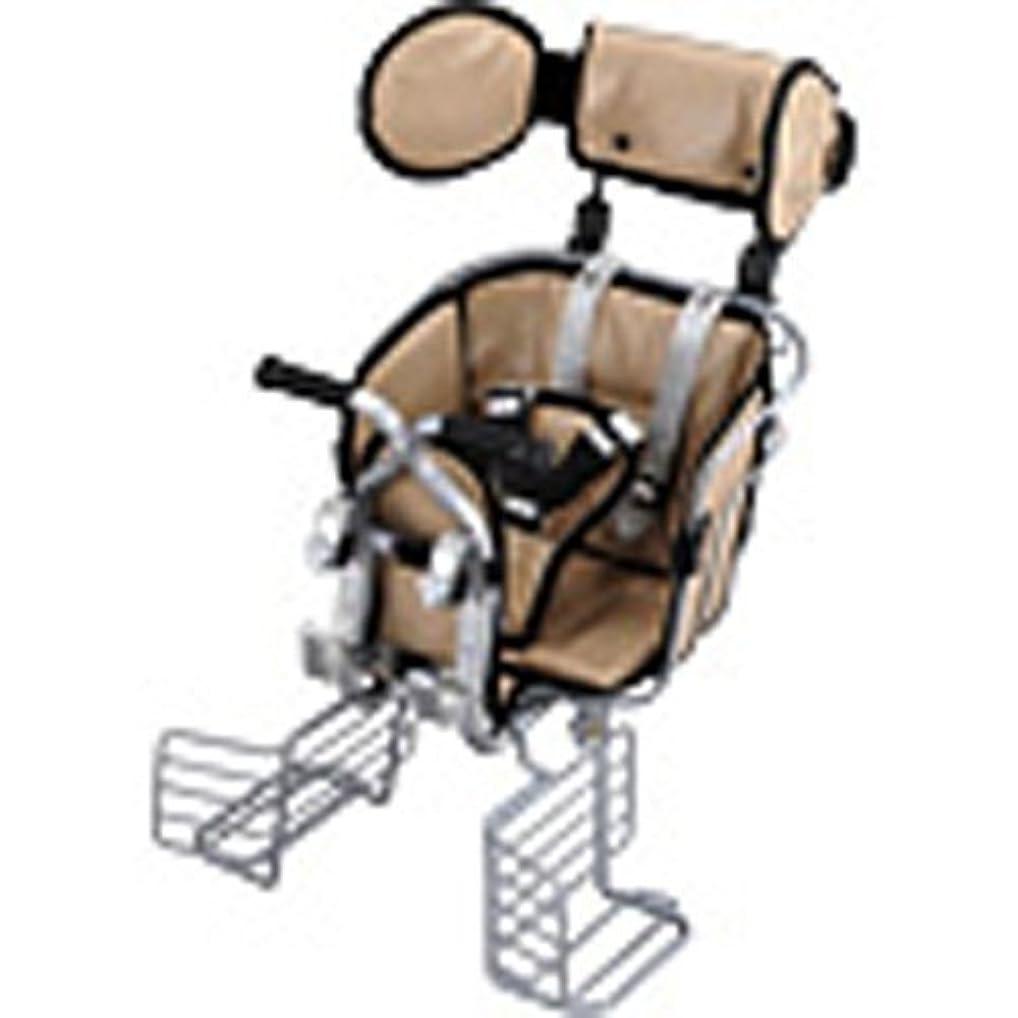 ええ犬計算するYAMAHA(ヤマハ) PAS用 フロントチャイルドシート ベージュ Q5K-YSK-051-E10