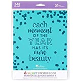 Erin Condren Designer Sticker Book- Monthly Collection Edition 4 (2019)