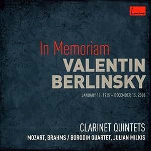 Quintettes Avec Clarinette