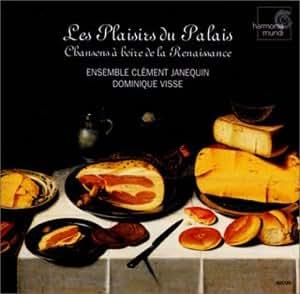 ルネサンス期フランス・フランドルの酒の歌