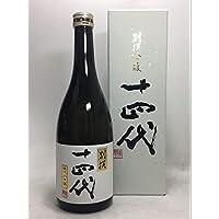 十四代 別撰 純米吟醸 播州山田錦 720ml 純米吟醸酒 16度 高木酒造株式会社