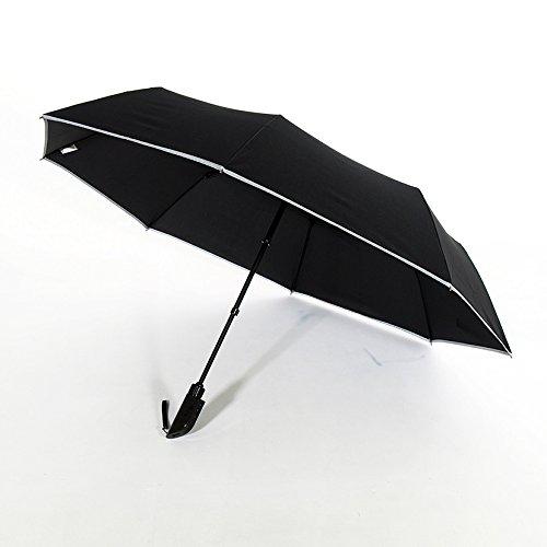 電動フルオートアンブレラ スマートジェイオート 58cm (ブラック) [並行輸入品]
