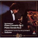 ラフマニノフ:ピアノ協奏曲第2番&ピアノ・ソナタ第2番
