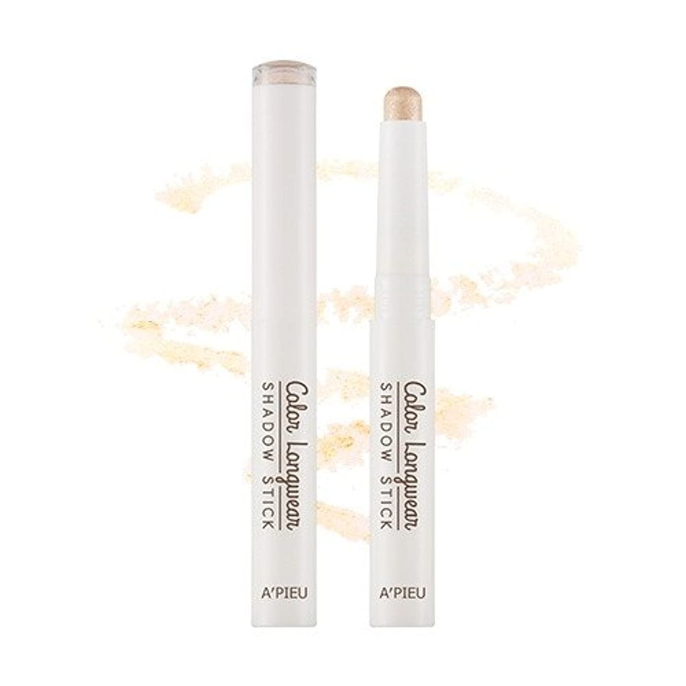 徐々に吐き出す金貸しアピュ [APIEU] APIEU Color Long Wear Shadow Stick (BE01)