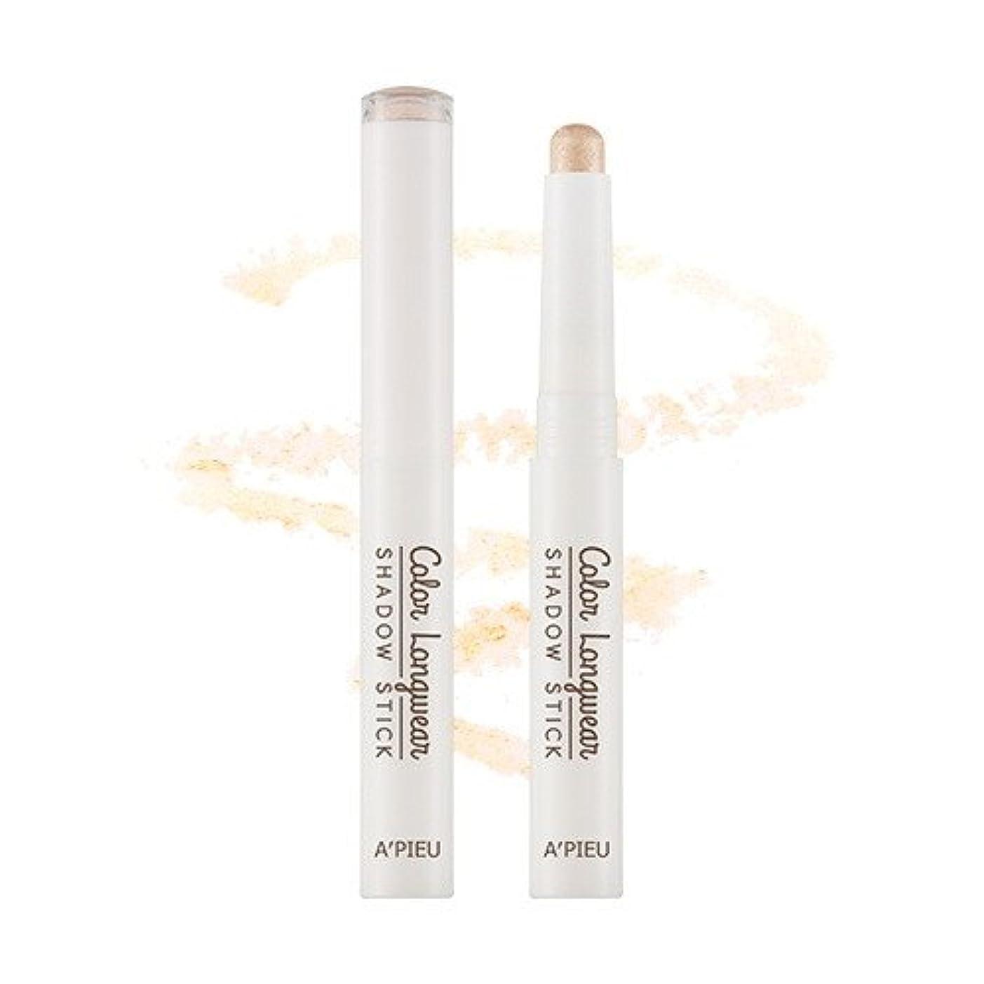 チロうめき会うアピュ [APIEU] APIEU Color Long Wear Shadow Stick (BE01)