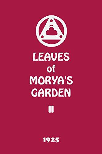 Leaves of Morya's Garden II (Illumination) (English Edition)