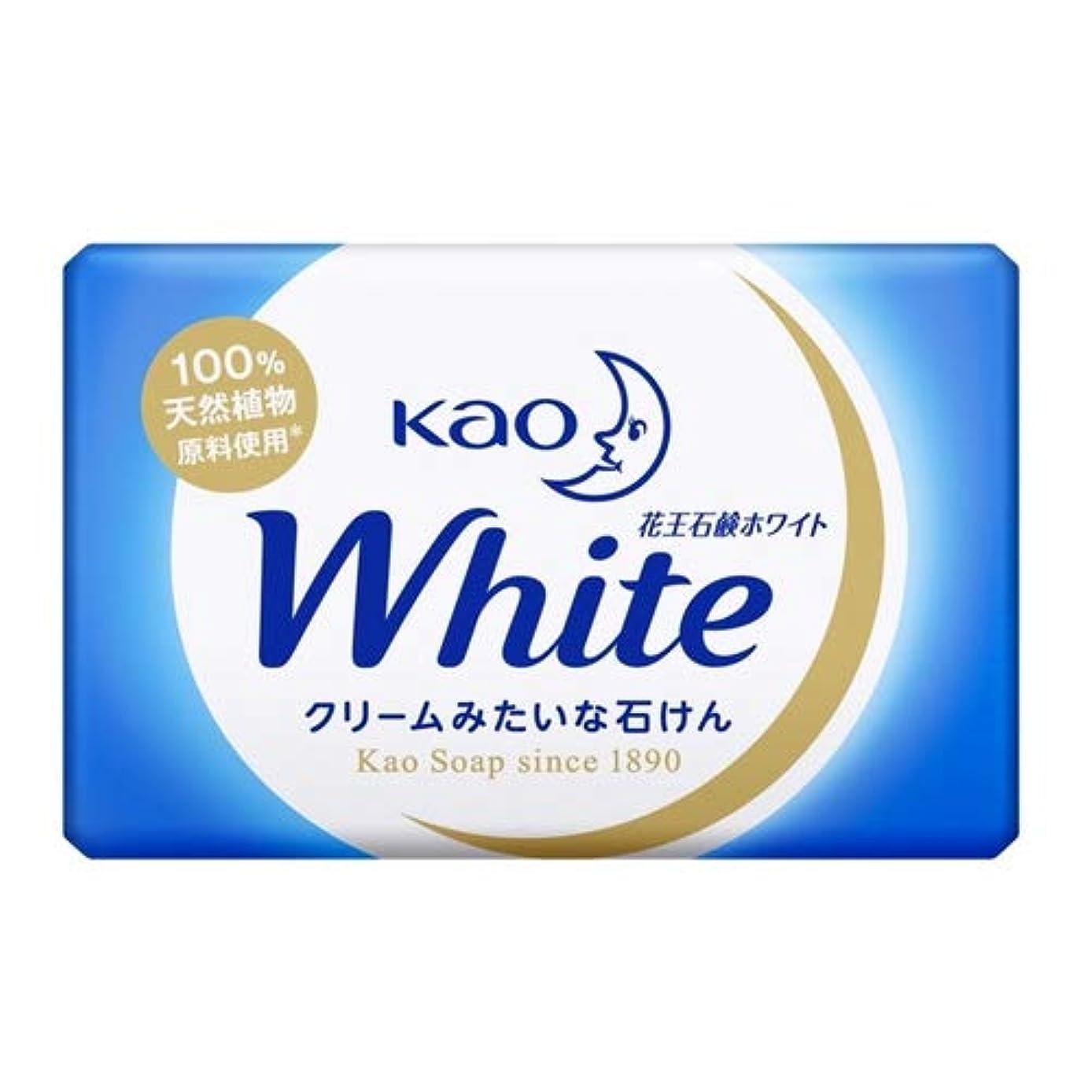 ネックレススキャン急流花王石鹸ホワイト 業務用ミニサイズ 15g × 10個セット