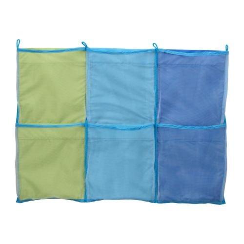 RoomClip商品情報 - ★クシーネル / KUSINER ウォールポケット/ ブルー[イケア]IKEA(50169299)
