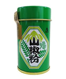 飛騨山椒 山椒粉 10g