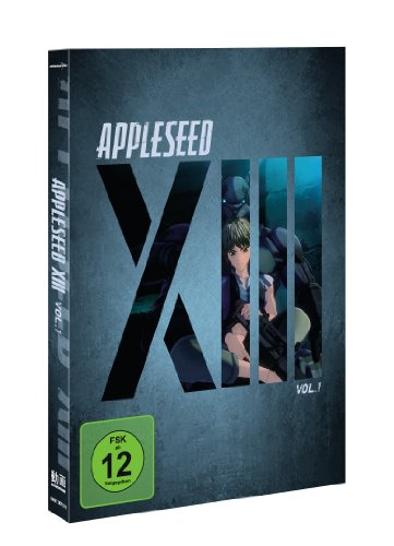 Appleseed XIII - Vol. 1 [DVD]