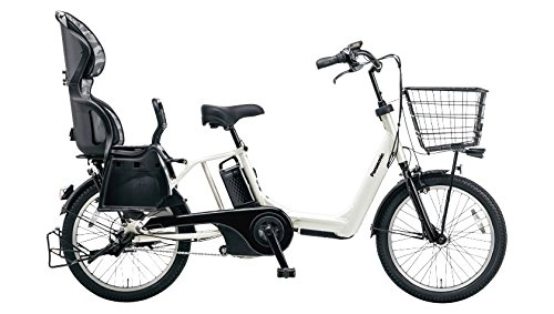 Panasonic(パナソニック) ギュット・アニーズ・DX 12Ah 内装3段変速 電動アシスト自転車 BE-ELMA03AF GCホワイト