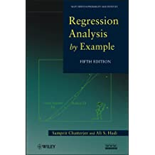 Regression Analysis by Example (Wiley Series in Probability and Statistics)