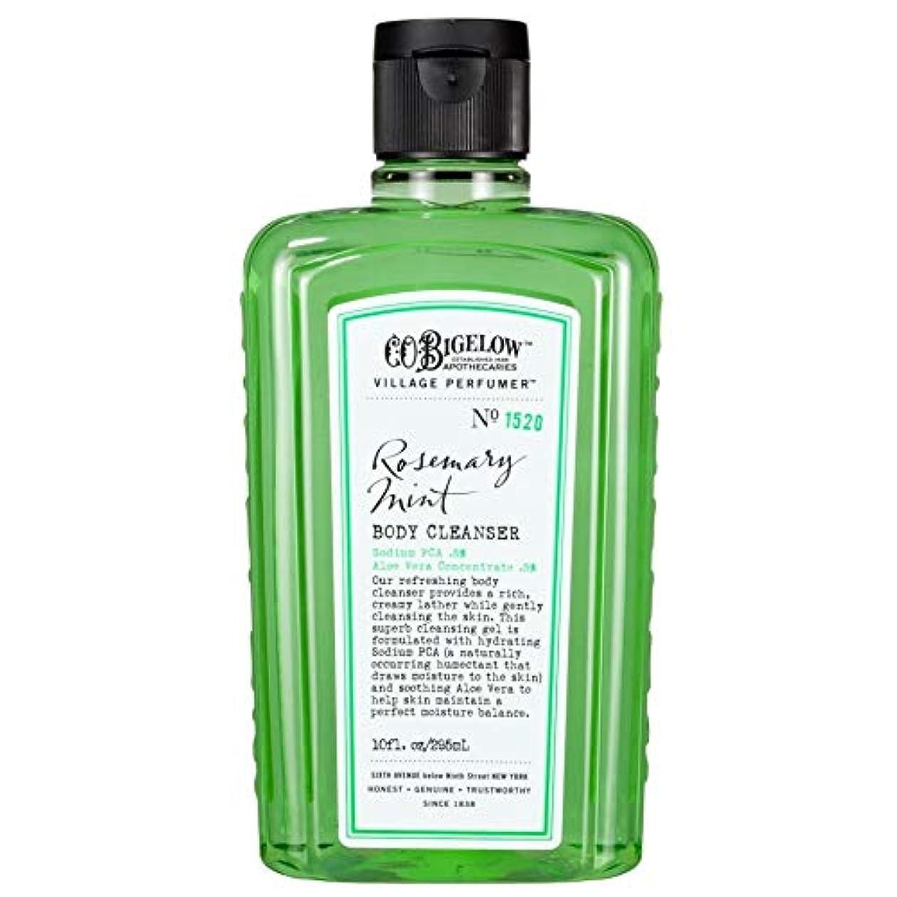 ストリームなぜ材料[C.O. Bigelow] C.O.ビゲローローズマリーミントボディクレンザー - C.O. Bigelow Rosemary Mint Body Cleanser [並行輸入品]