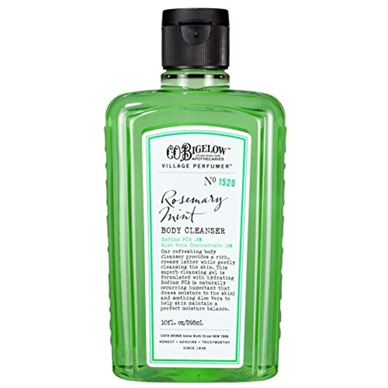 粘液風が強い証明[C.O. Bigelow] C.O.ビゲローローズマリーミントボディクレンザー - C.O. Bigelow Rosemary Mint Body Cleanser [並行輸入品]