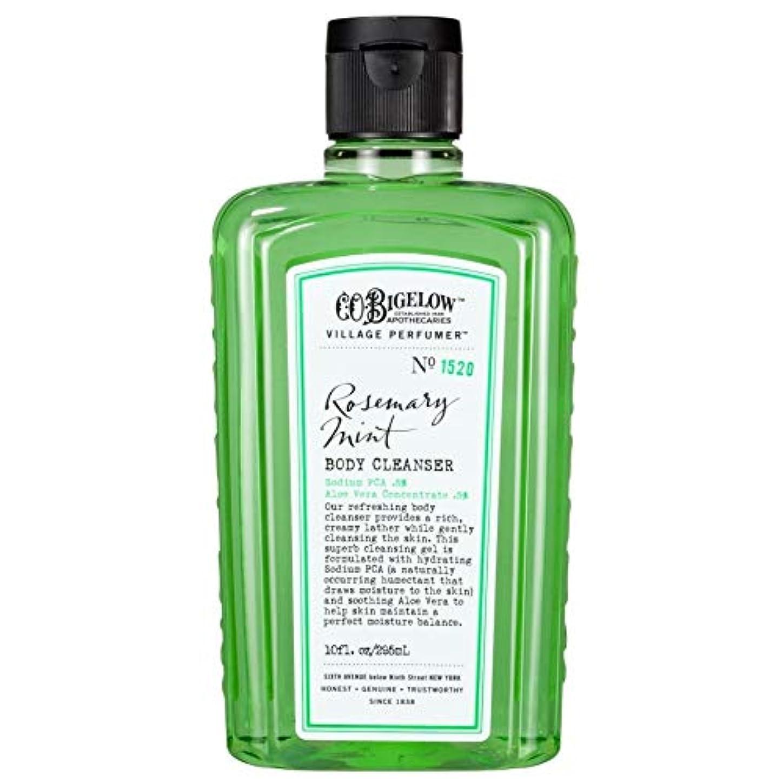 典型的な大佐前売[C.O. Bigelow] C.O.ビゲローローズマリーミントボディクレンザー - C.O. Bigelow Rosemary Mint Body Cleanser [並行輸入品]