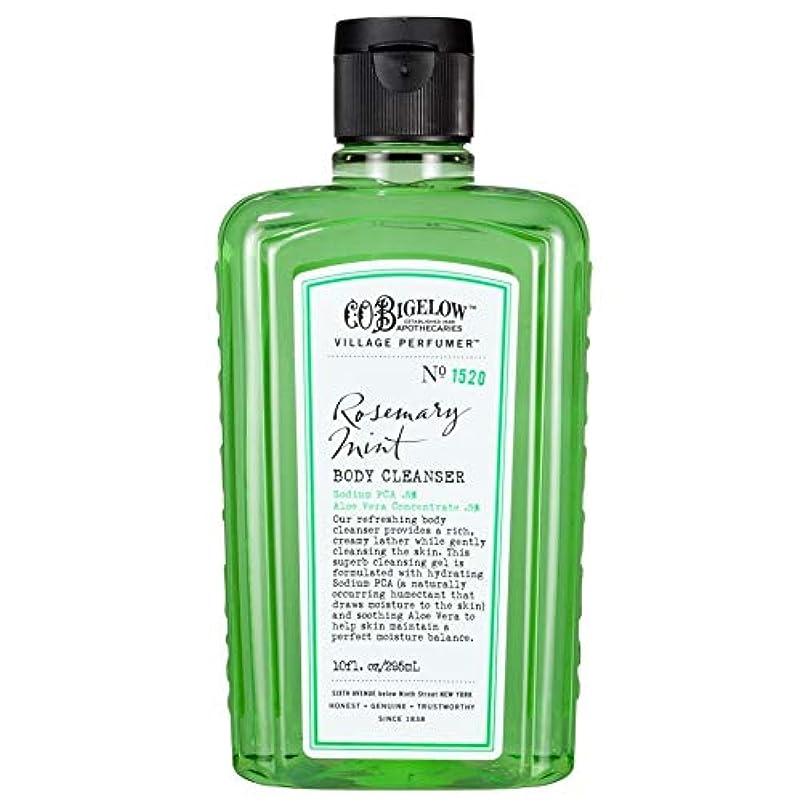 牧草地タイト熱心な[C.O. Bigelow] C.O.ビゲローローズマリーミントボディクレンザー - C.O. Bigelow Rosemary Mint Body Cleanser [並行輸入品]
