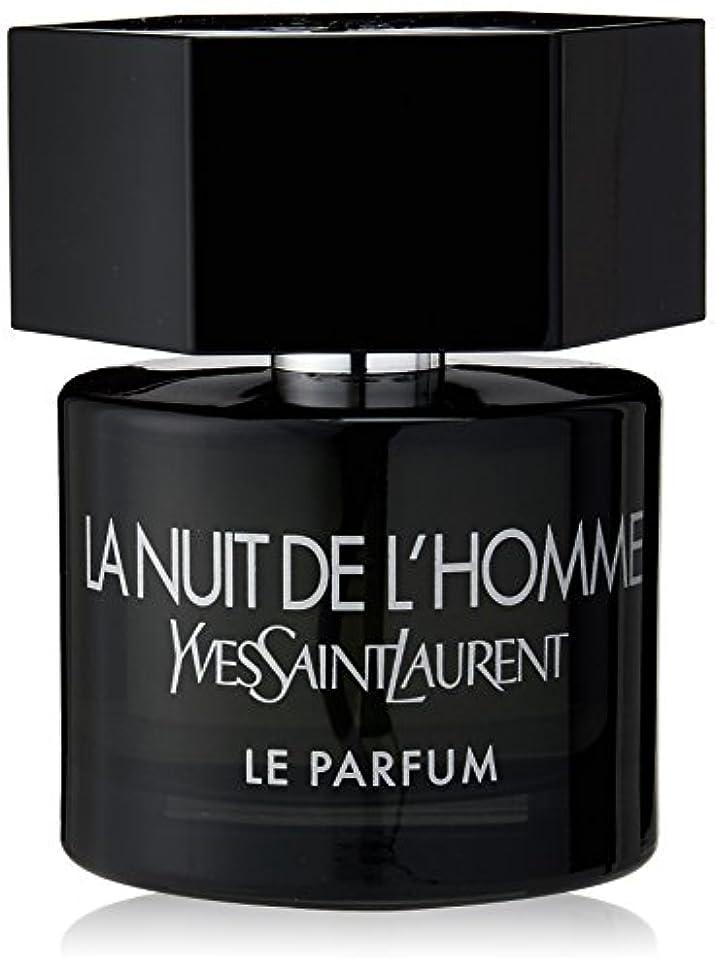 ブレークシロクマ操るYves Saint Laurent - LA NUIT DE L'HOMME 60ミリリットルのEDPのVAPO - 【並行輸入品】