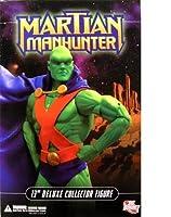 "Martian Manhunter 13"" Deluxe Collector's Figure"