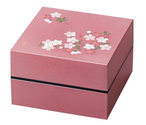 正和 『重箱 二段』 15cm オードブル重 あけぼの桜 ピ...