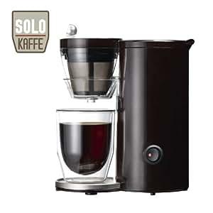 レコルト コーヒーメーカー ソロカフェ ブラウン SLK-1BR