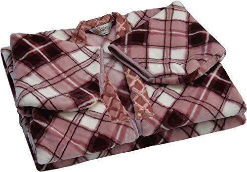 日本製かいまき夜着毛布 140×200cm