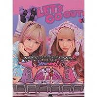 LET'S GO OUT(初回生産限定盤)(DVD付)