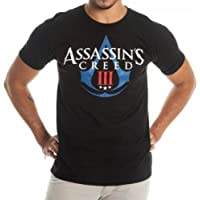 Assassins Creed III SHIRT メンズ