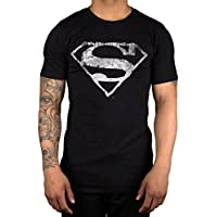 AWDIP Official Superman Mono Distressed T-Shirt