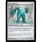 マジック:ザ・ギャザリング 【英語】 【ミラディン】 マイアの処罰者/Myr Enforcer
