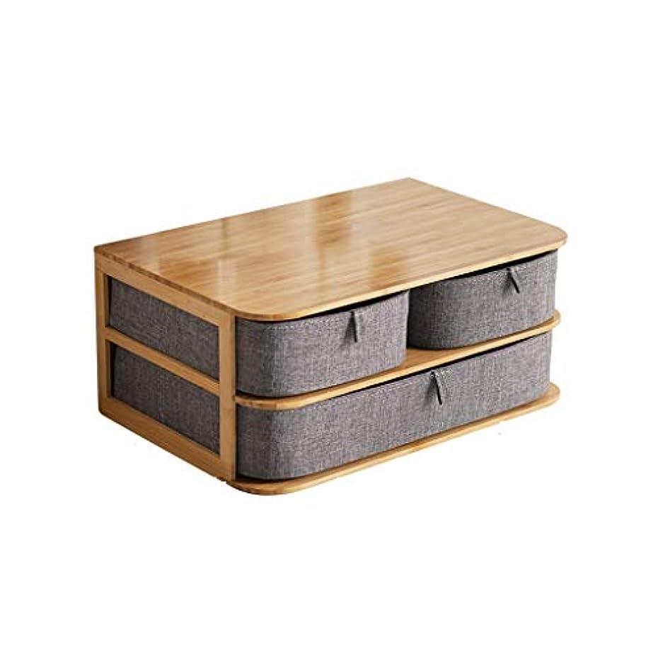 ソース前進野心的化粧品収納整理箱ドレッシングテーブルインジュエリーボックス