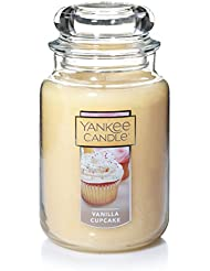 Yankee Candle Company Vanilla Cupcake Large Jar Candle by Yankee Candle