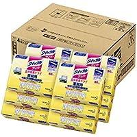 【ケース販売】クイックルワイパードライシート業務用 50枚×12パック(花王プロフェッショナルシリーズ)