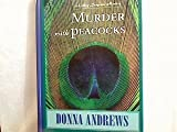Murder With Peacocks (Beeler Large Print Mystery Series)