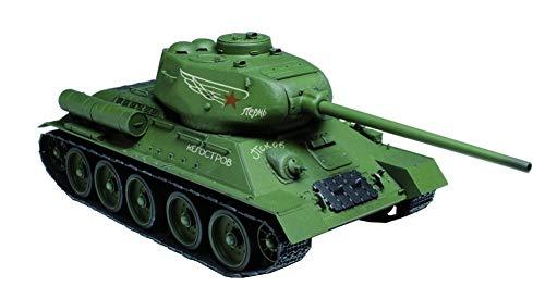 プラッツ 映画「レジェンド・オブ・ウォー」 T-34/85 1/35スケール プラモデル SP-125