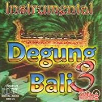 バリ島の癒し系音楽CD、デゴン3(こぶ付青銅楽器 ガムラン)