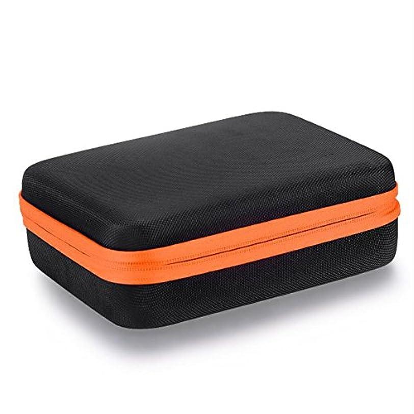 投資する移植インタフェースPursue エッセンシャルオイル収納ケース アロマオイル収納ボックス アロマポーチ収納ケース 耐震 携帯便利 香水収納ポーチ 化粧ポーチ 30本用