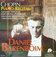 Piano Works : Barenboim